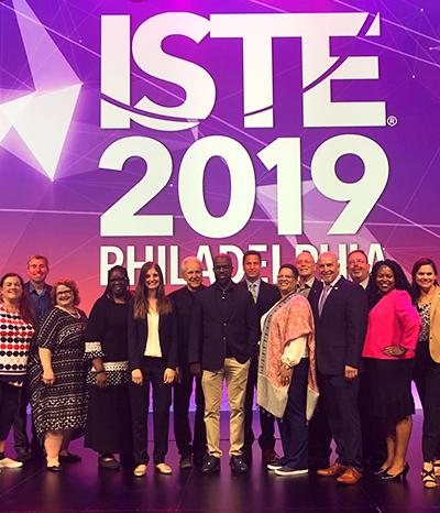 ISTE 2019 Board
