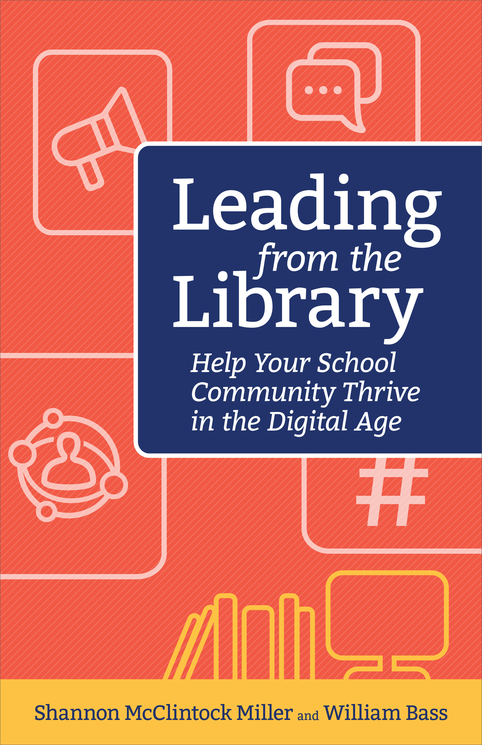 Cover of Leading from the Library