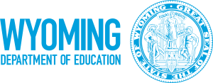 Wyoming Dept of Ed logo