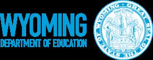 Wyoming Dept of Ed logo
