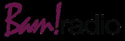 logotipo de radio bam