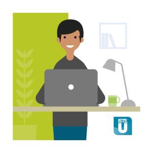 Aprendizaje en línea de ISTE U
