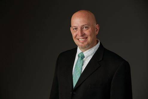 Bill Bass, president of ISTE Board