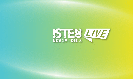 ISTE20 is now fully online!