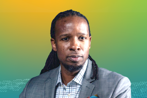 Ibram X. Kendi, Ph.D mainstage at ISTE20 Live