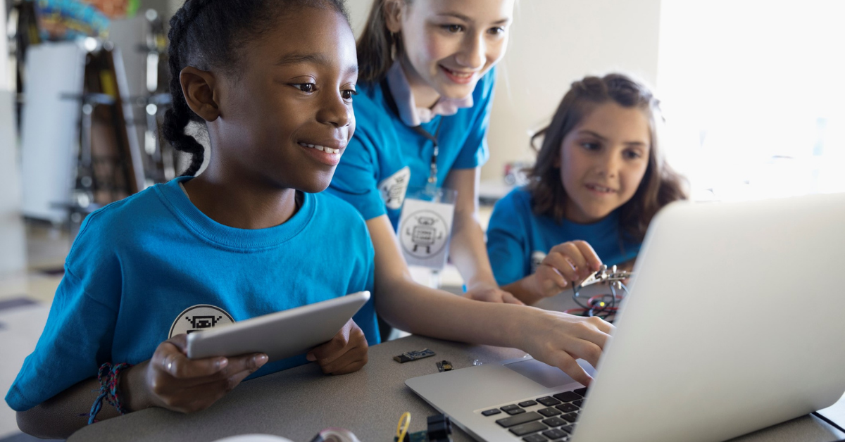 Use Coding to Engage Students in Reading, Writing Lessons | ISTE