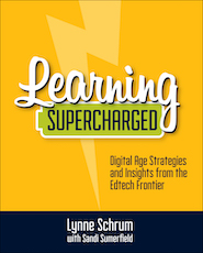 ISTE Book Learning Supercharged Digital Age Strategies and Insights from the Edtech Frontier