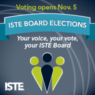 Apply now for the ISTE Board