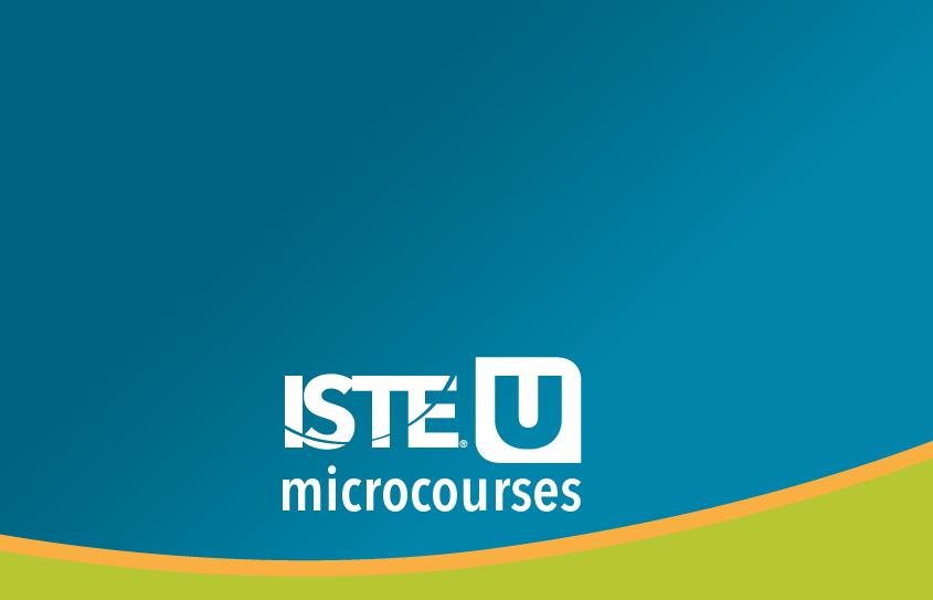 PD de la Academia de Aprendizaje de Verano: ¡Ahora disponible de ISTE U!
