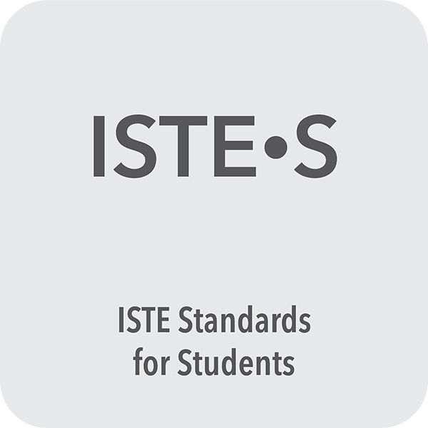 The ISTE Standards for Students