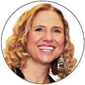 Meg McMahon, Senior Events Manager