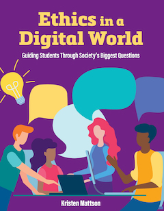 Cover for Ethics in a Digital World