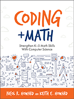 ISTE book Coding + Math: Strengthen K–5 Math Skills With Computer Science