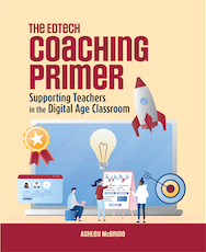 Front cover of The Edtech Coaching Primer